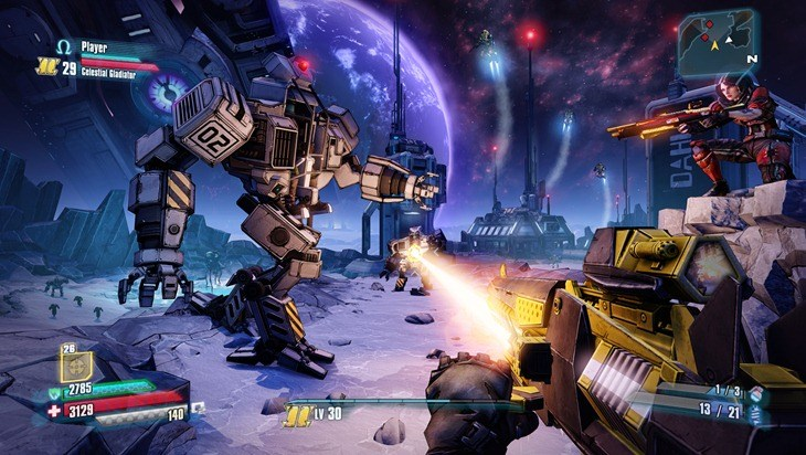 Meet the new gang of Borderlands: The Pre-Sequel - Critical Hit