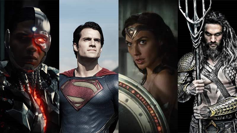 Massive list of Warner Bros. plans for the DC movie universe leaks