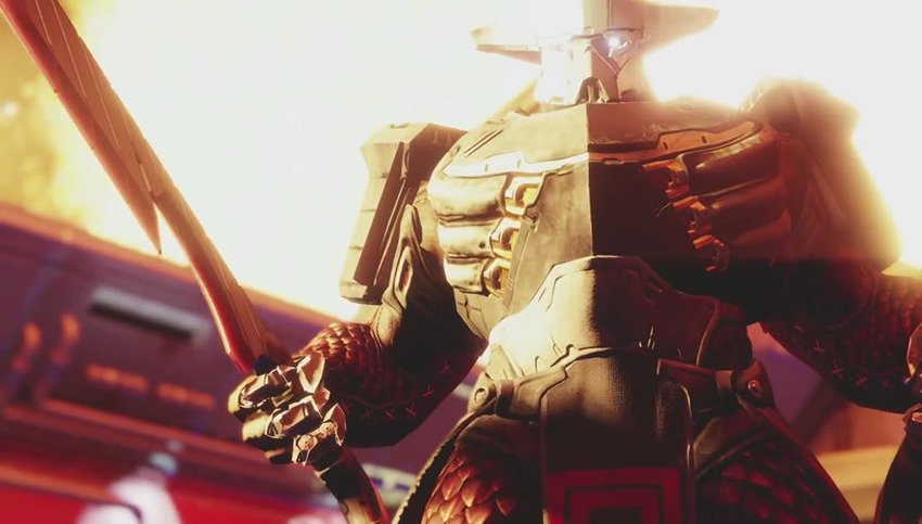 """In Destiny 2, the Red Legion are the """"special forces"""" of the Cabal"""