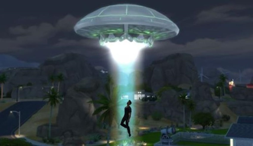 There's a higher chance of alien abduction in these hilarious The