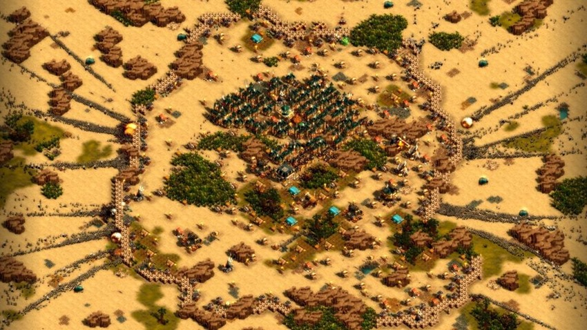 Zombie RTS They Are Billions gets a huge upgrade this week