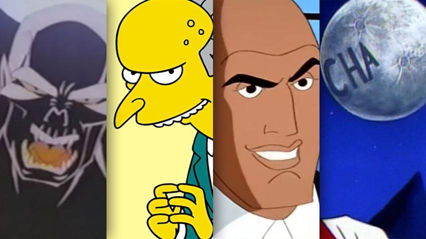 The 10 best 1990s cartoon series villains - Critical Hit