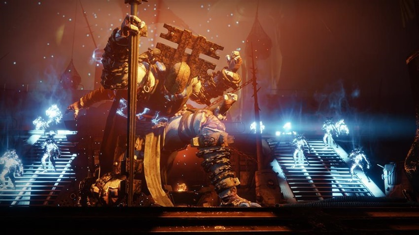 Here's a closer look at the new enemy faction of Destiny 2