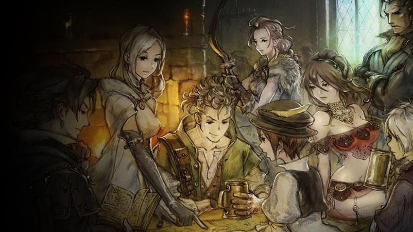 Octopath Traveler – How to unlock secondary jobs and where to find