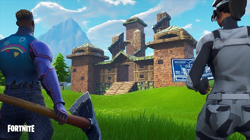 Epic working to fix crashes introduced by Fortnite's v5 21