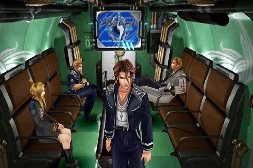 Final Fantasy 8 (1)