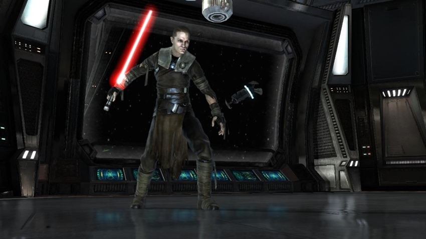 Force Unleashed (2)