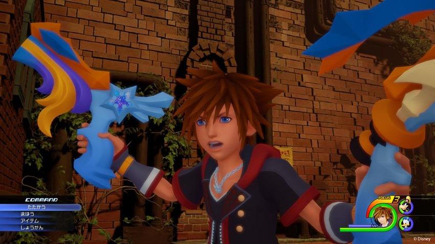 Kingdom Hearts 3 (2)