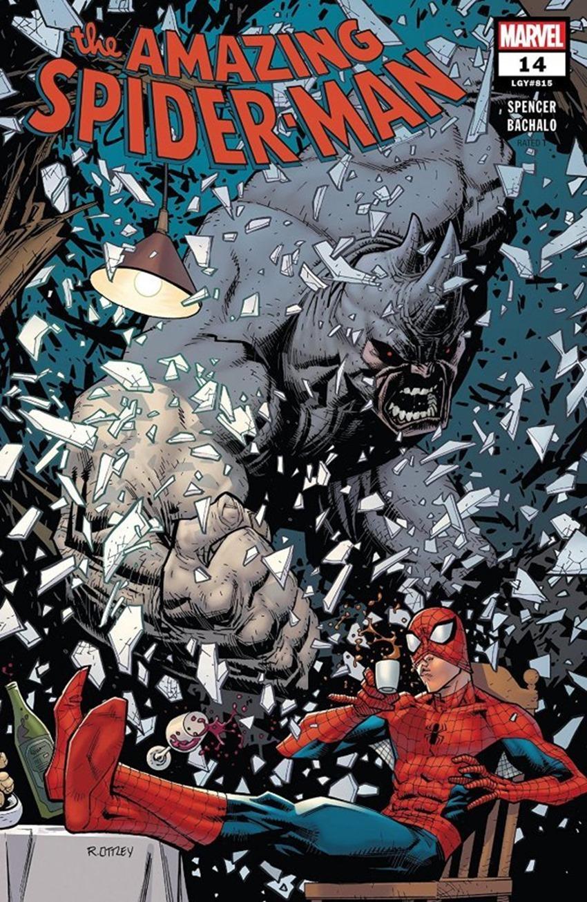 The Amazing Spider-Man #14