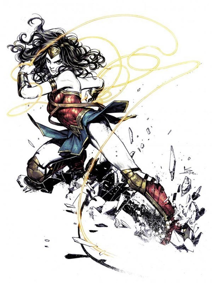 Wonder Woman #63