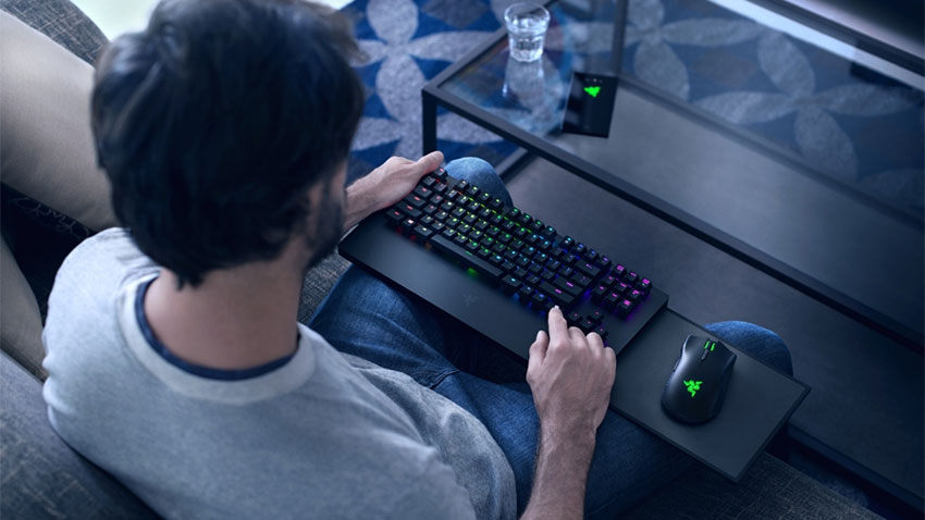 Razer lists 22 games with official keyboard and mouse