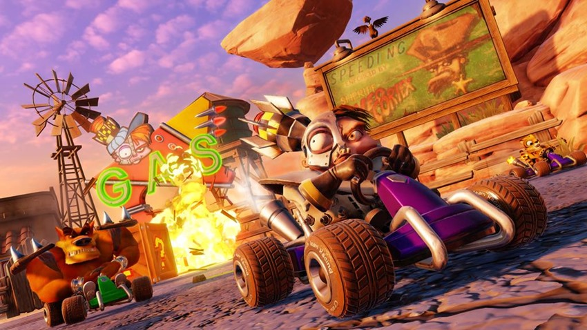 Crash Team Racing (2)