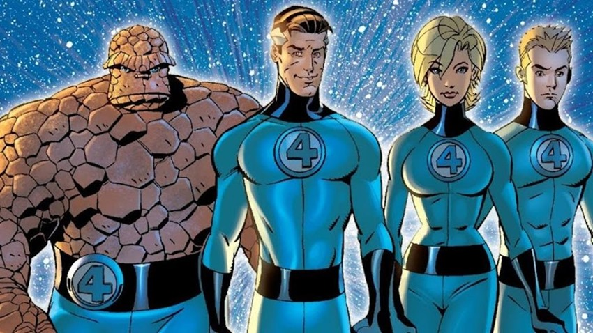 Fantastic Four Wieringo (2)