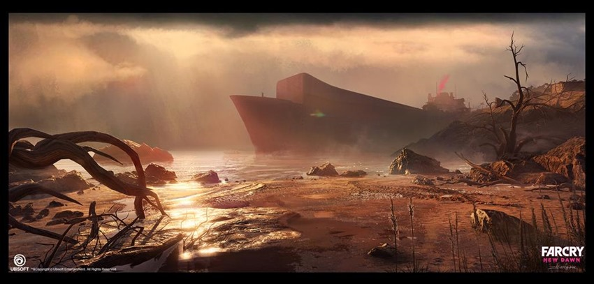 Far Cry New Dawn Art (5)
