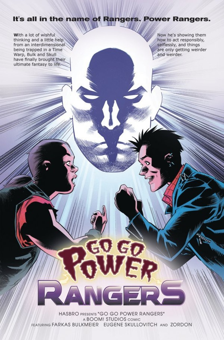 Go Go Power Rangers #17