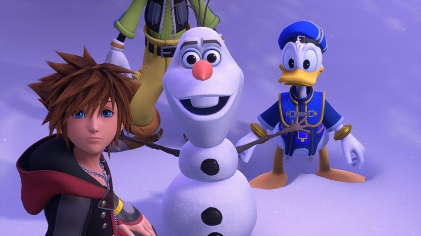 Kingdom Hearts (3)