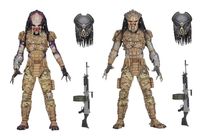 NECA Predator Emissary (1)