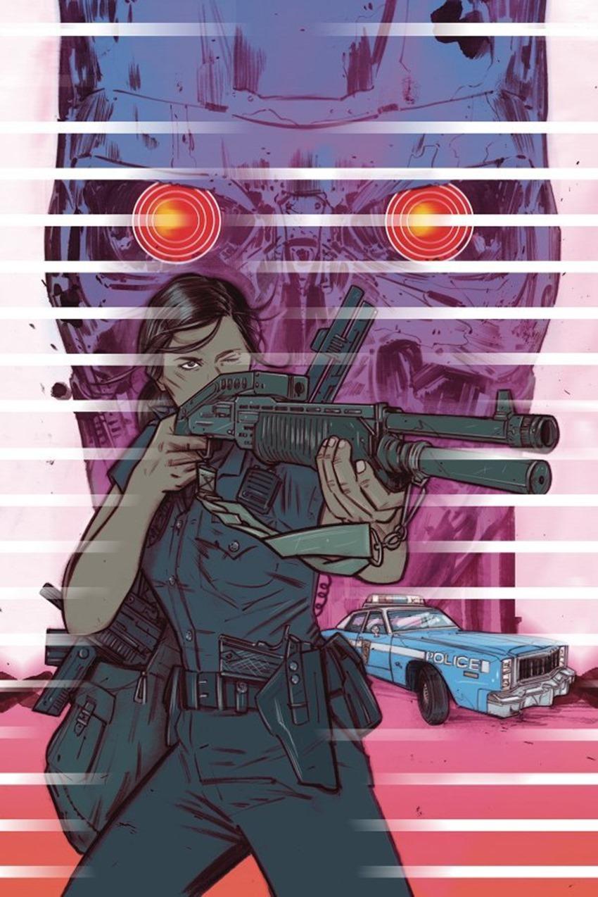 Terminator Sector War #3