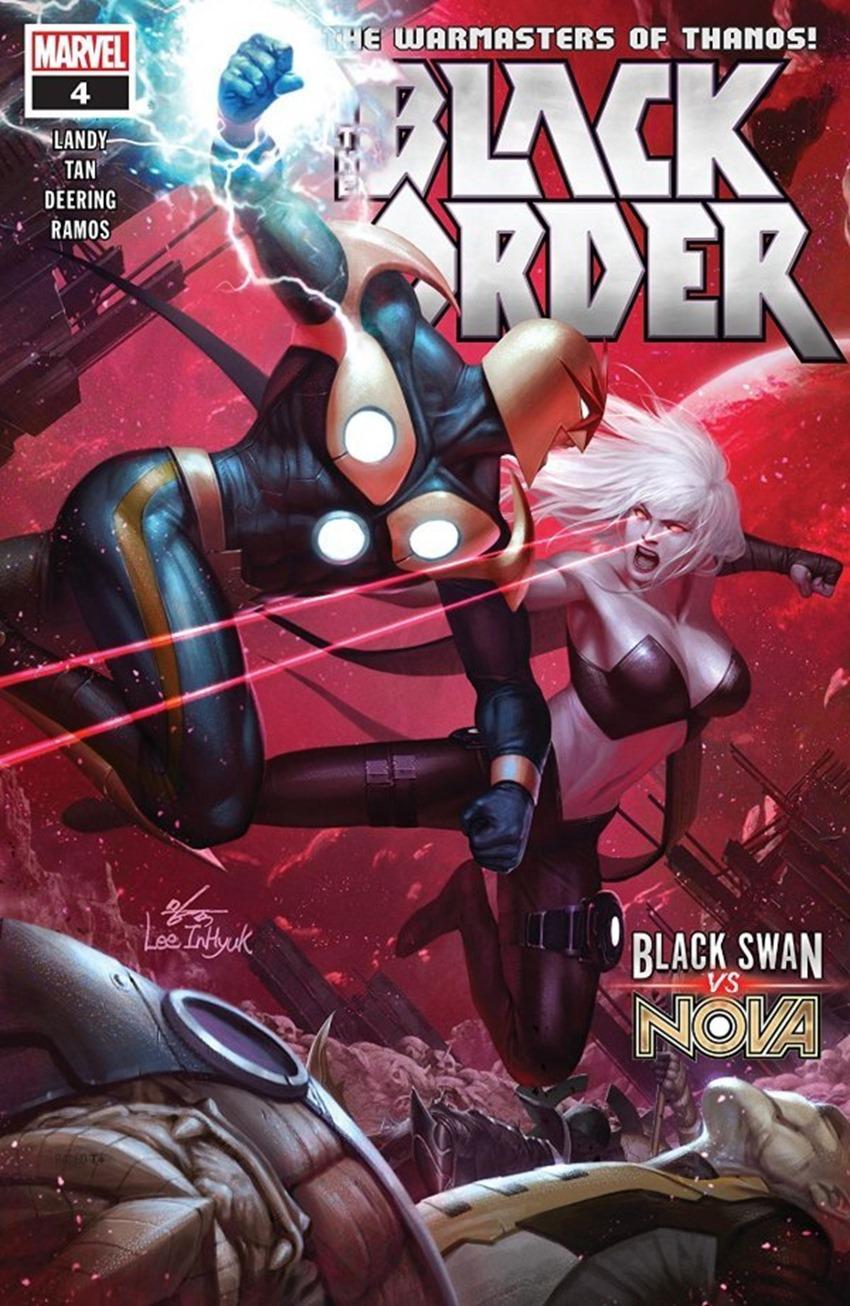 The Black Order #4
