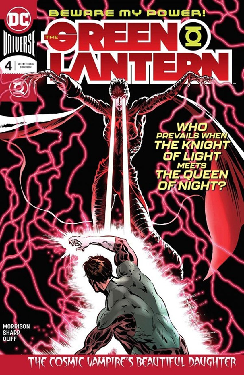 The Green Lantern #4