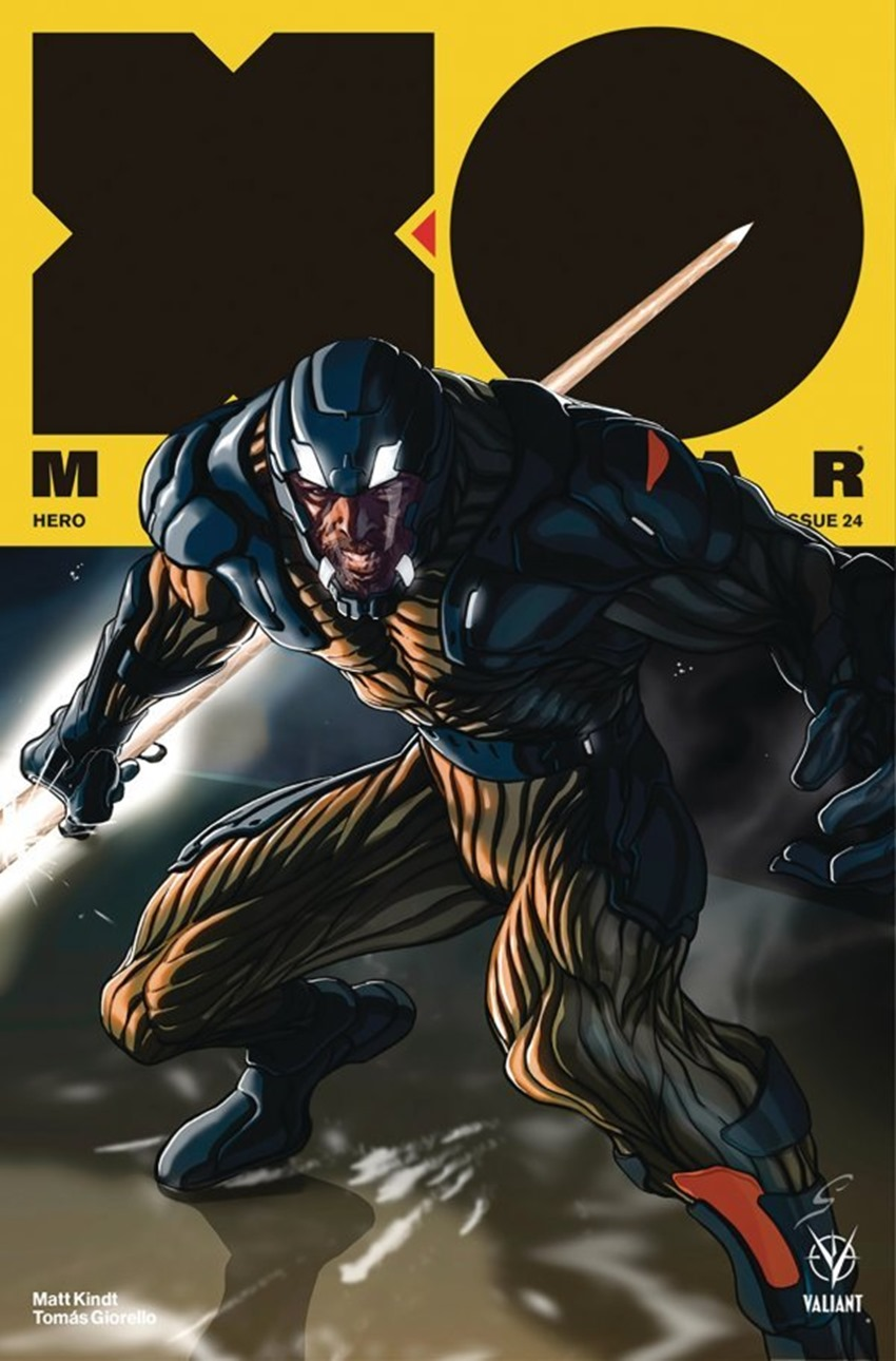 X-O Manowar #24