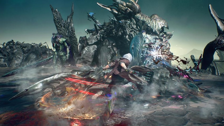 Devil May Cry 5 bloody palace (3)