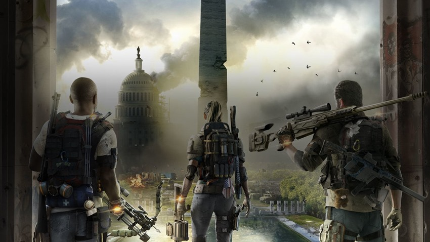 Washington DC is an accurate simulation of a real apocalypse