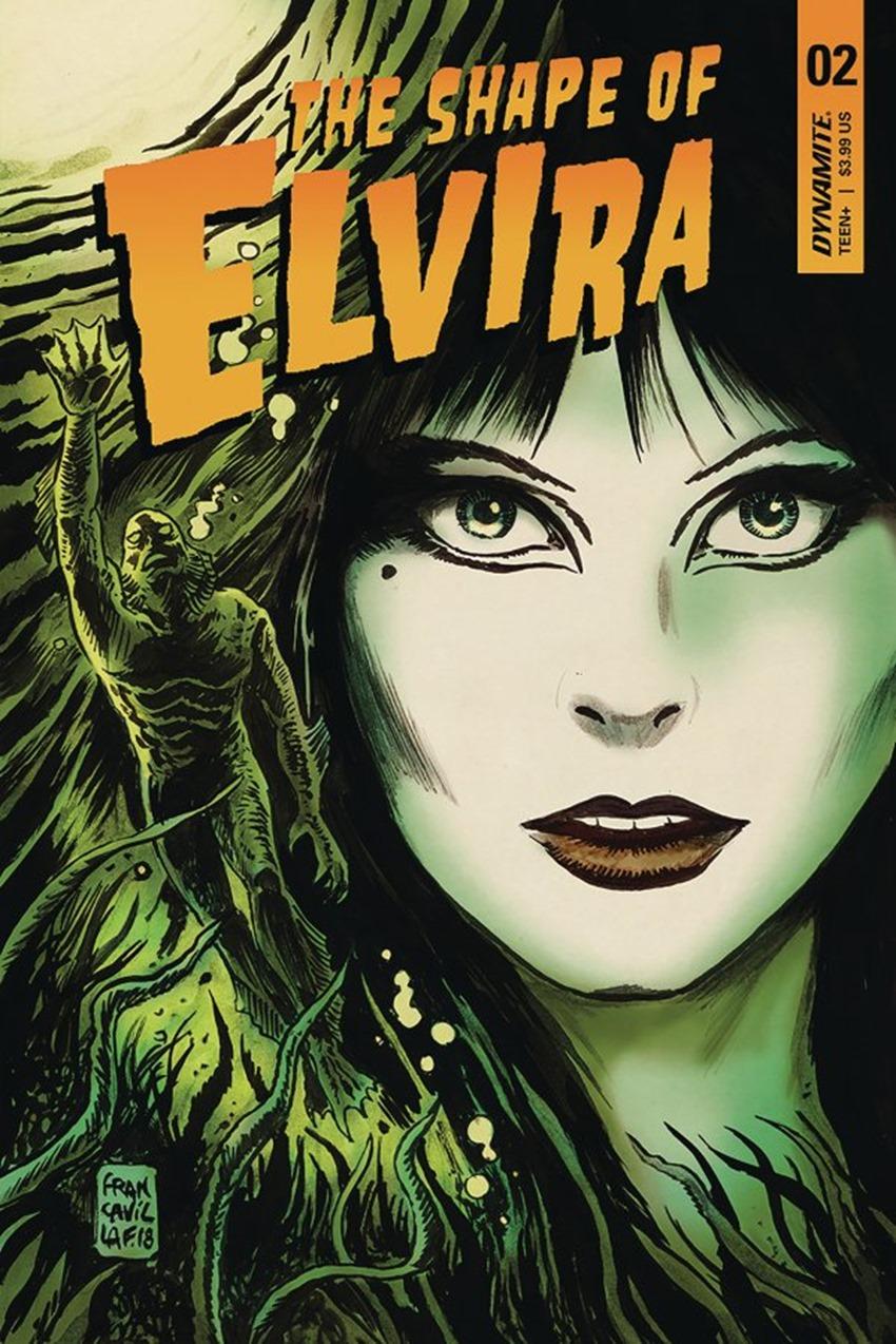 Elvira The Shape of Elvira #2