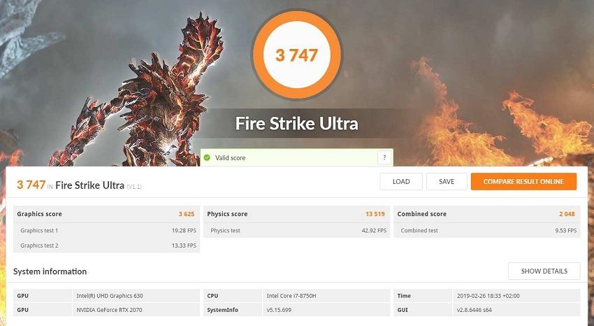 FireStrikeUltra