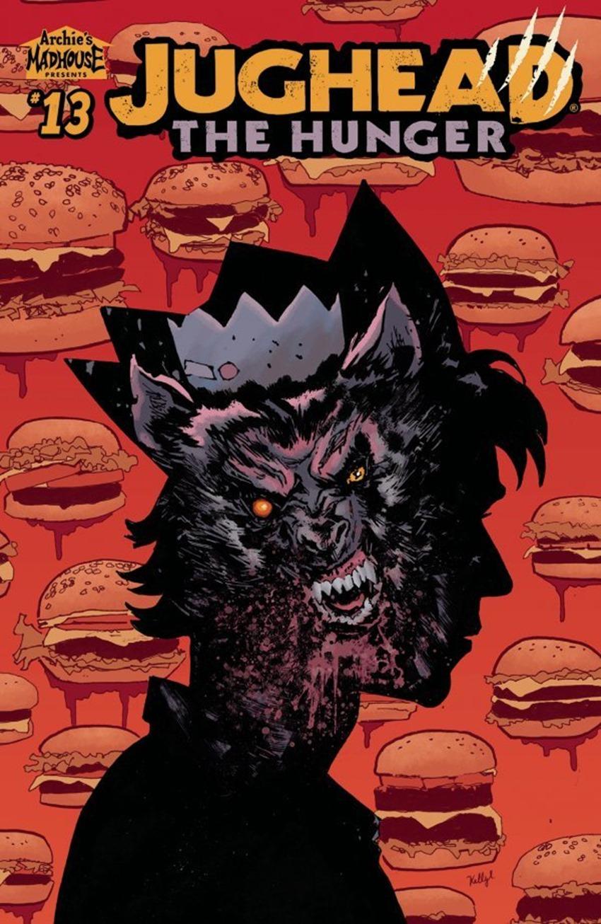 Jughead The Hunger #13