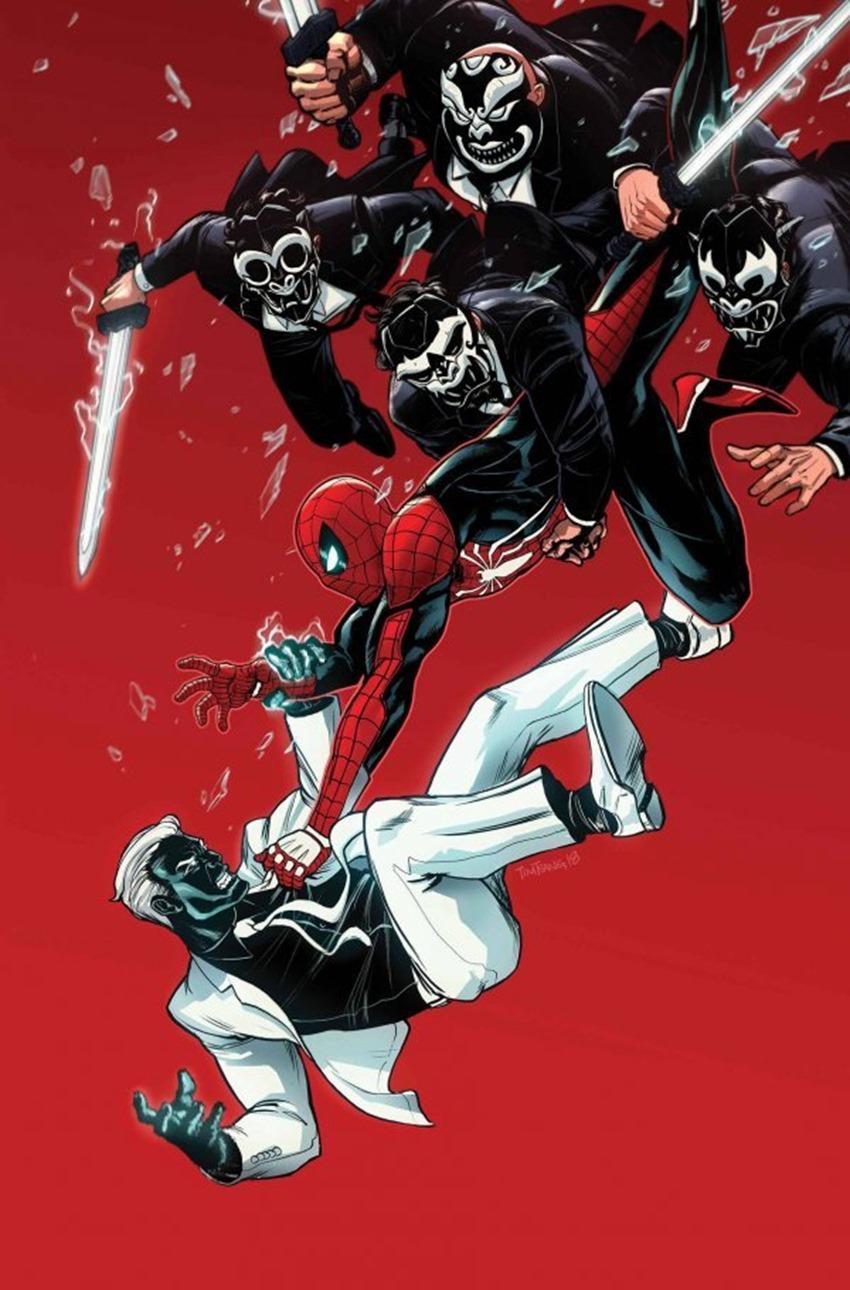 Marvel's Spider-Man City At War #1