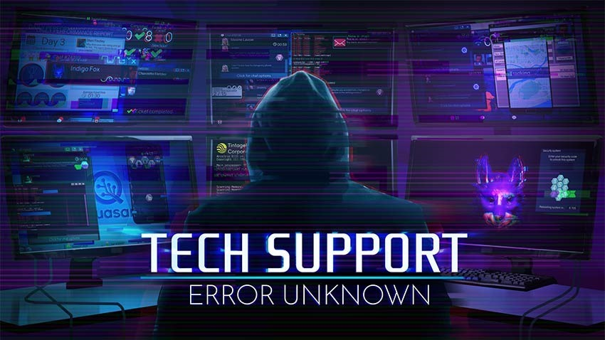 Tech Support: Error Unknown Review - Charm, Please 19