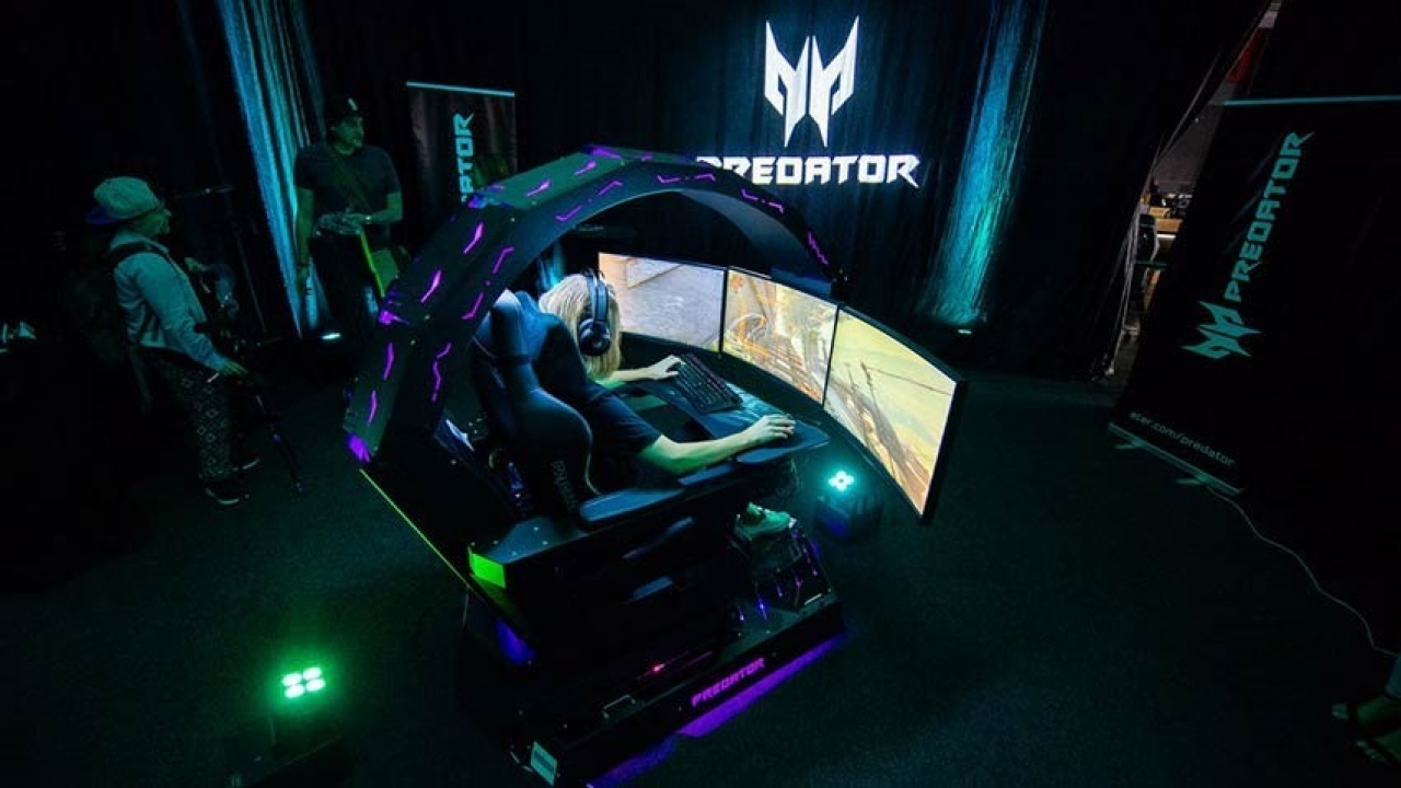 Excellent Acers Predator Thronos Is A Ridiculous R250 000 Gaming Short Links Chair Design For Home Short Linksinfo