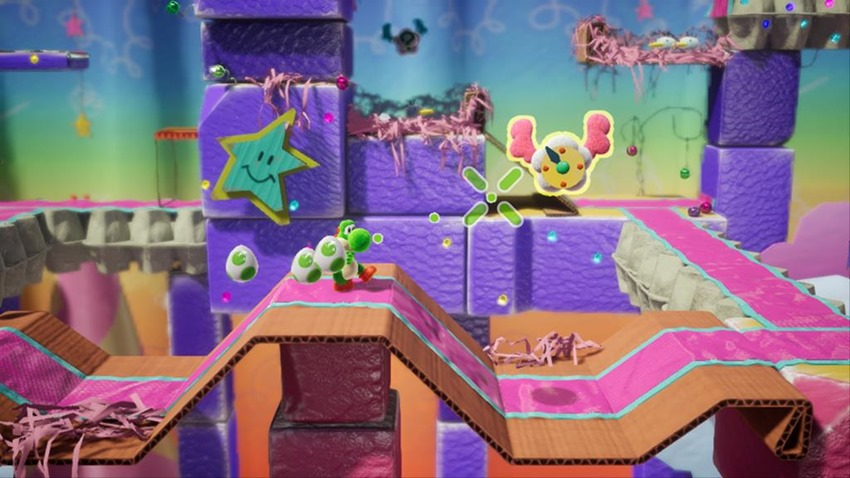 Yoshi's Crafted World (1)