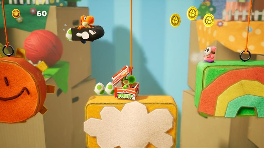 Yoshi's Crafted World (6)