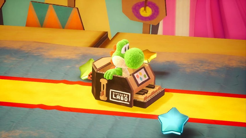 Yoshi's Crafted World (7)