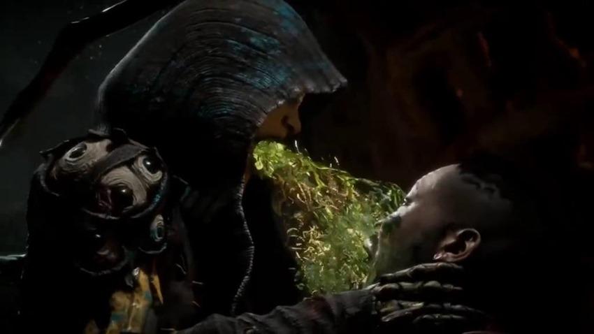 Mortal Kombat 11 DVorah