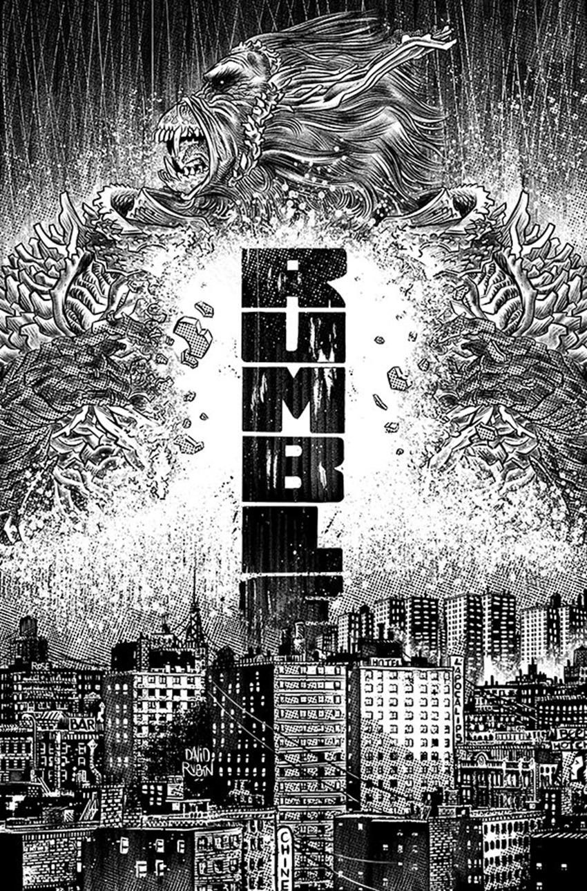 Rumble #11
