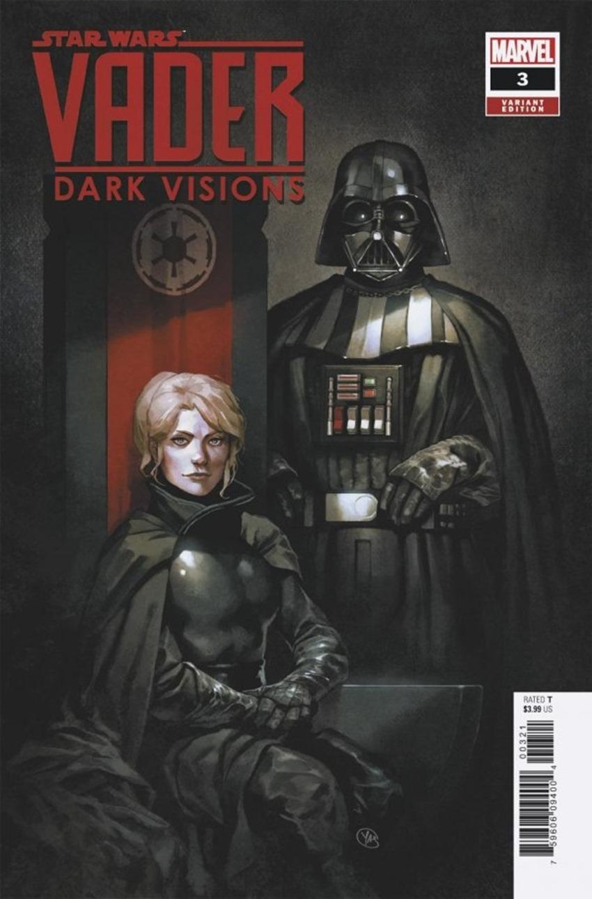 Star Wars Vader - Dark Visions #3