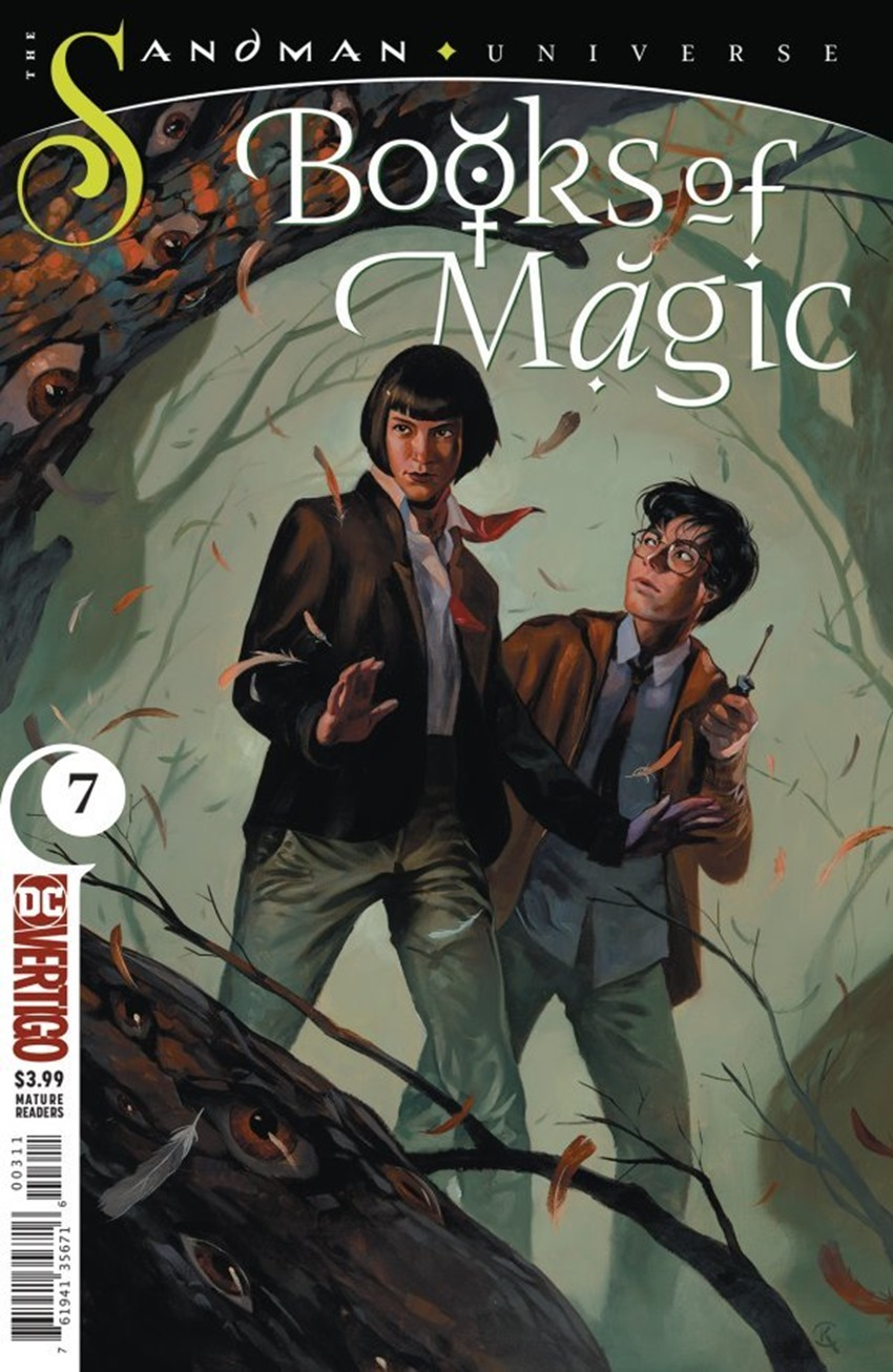 The Books of Magic #7
