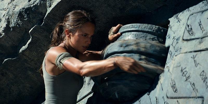 Alicia Vikander S Tomb Raider Is Getting A Sequel Critical Hit