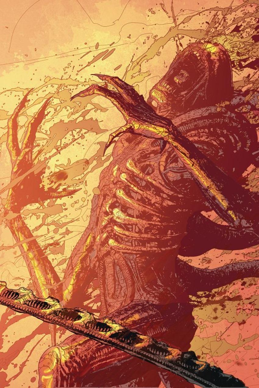 Aliens Resistance #4