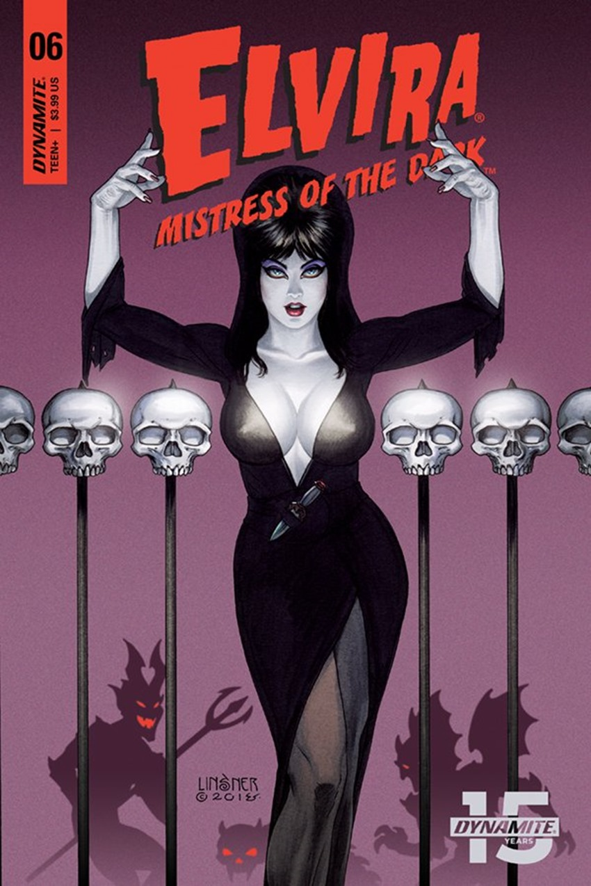 Elvira Mistress of the Dark #6