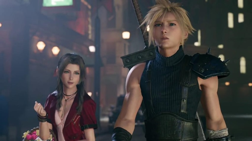 'Final Fantasy VII Remake' Shipping Early Due To Coronavirus Global Pandemic