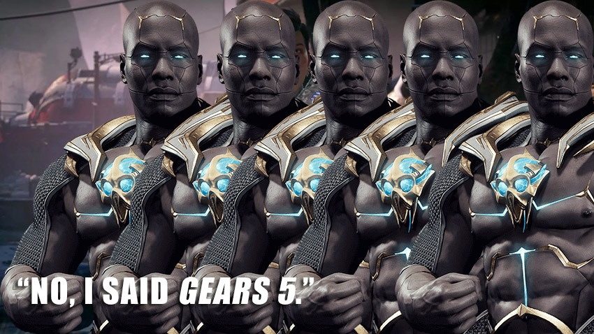 Gears 5 will show off the