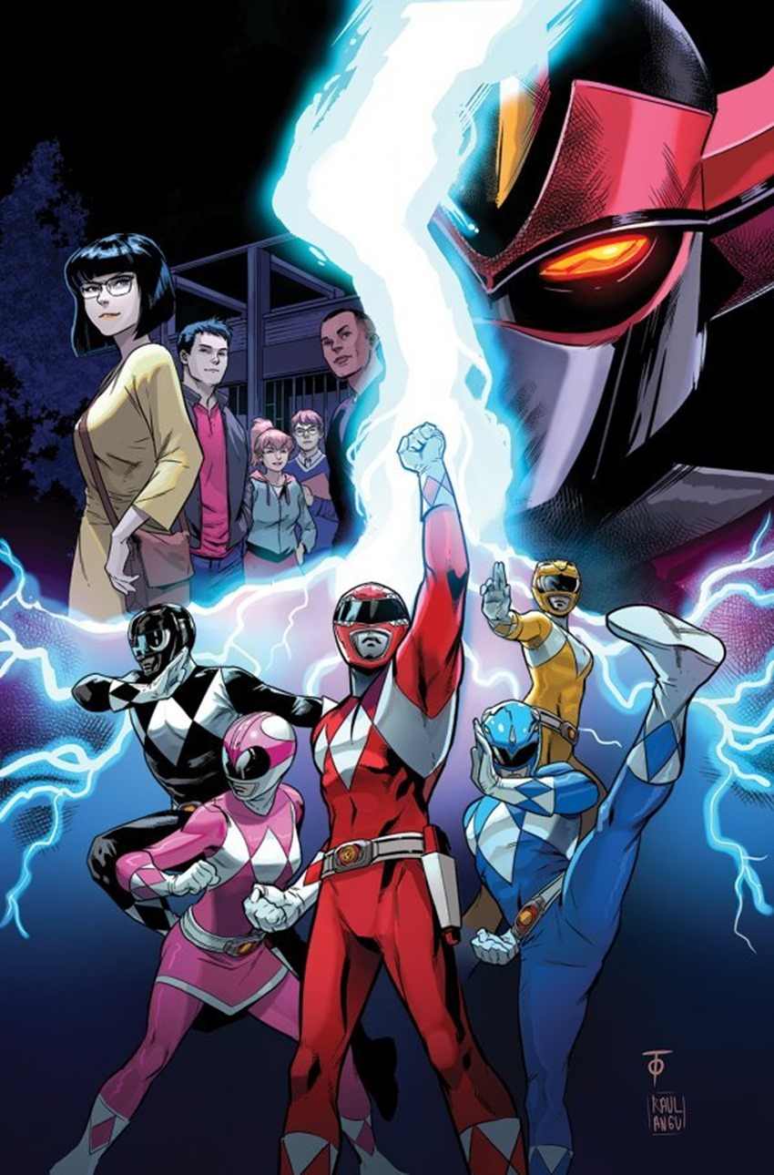 Go Go Power Rangers #20