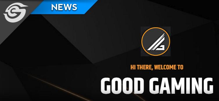 Good Gaming header