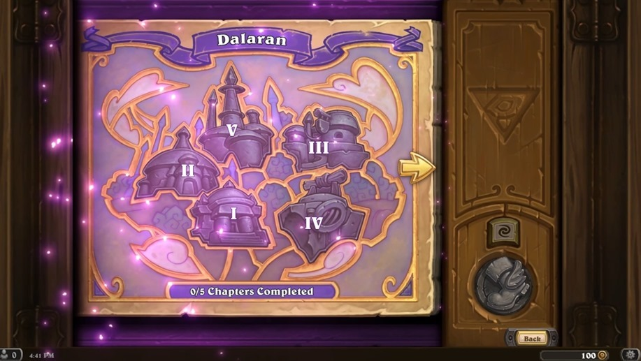 Hearthstone-The-Dalaran-Heist-how-to-complete-2
