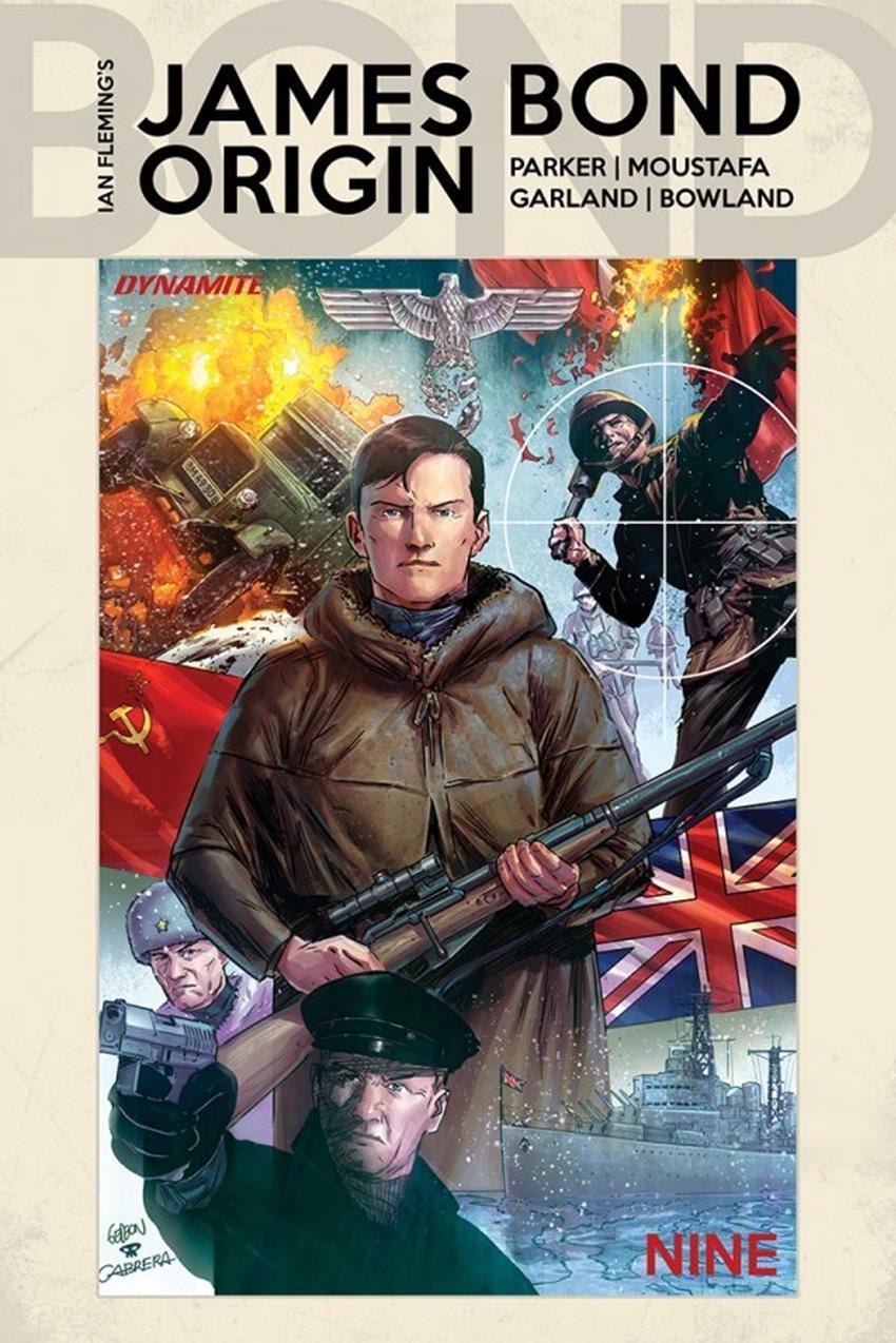 James Bond Origin #9