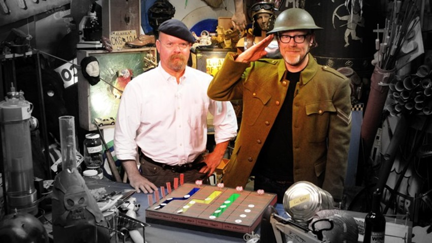 Mythbusters (2)
